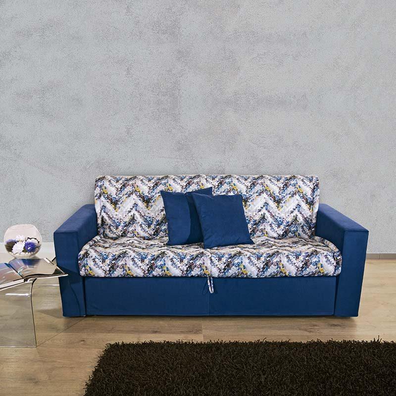divano letto, colored sofa bed