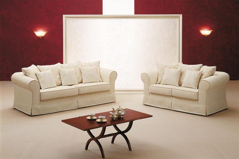 Divano classico arredamenti zona giorno rima sofa beds for Rima arredamenti