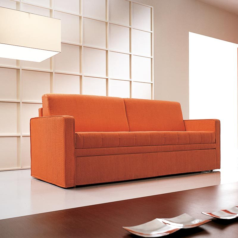divano letto a tre posti, dual sofa bed