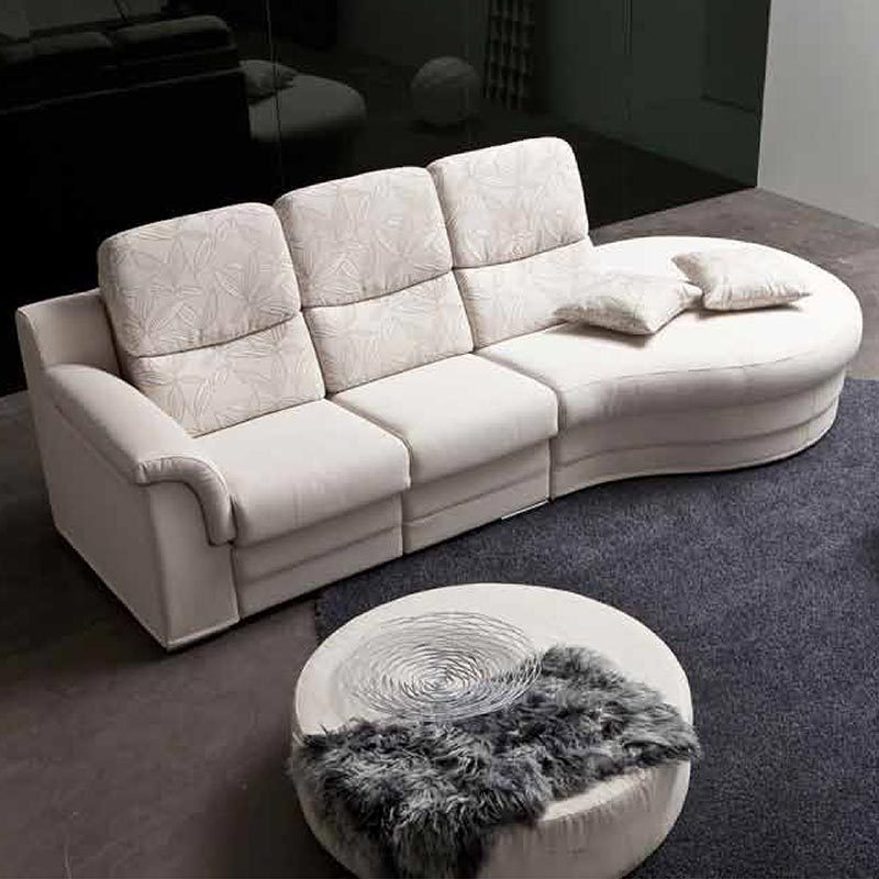 divano in tessuto, fabric sofa