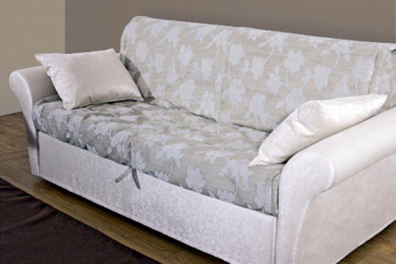 Divano letto pratico e smontabile divano narciso rima - Divano smontabile ...