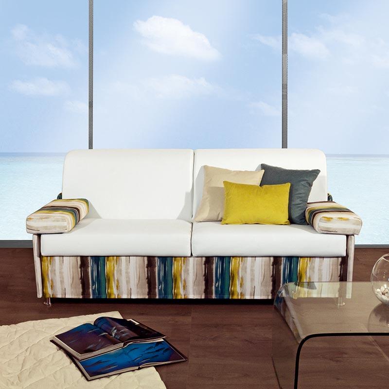 Divano nettuno divani letto moderni arredo salotto - Divano letto smontabile ...