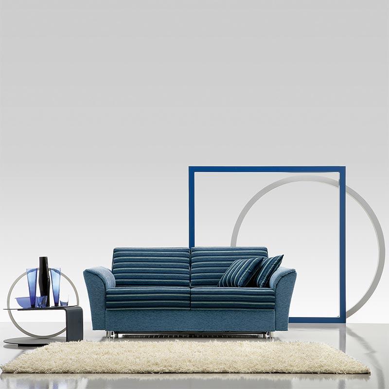 divano letto elegante, elegant sofa bed