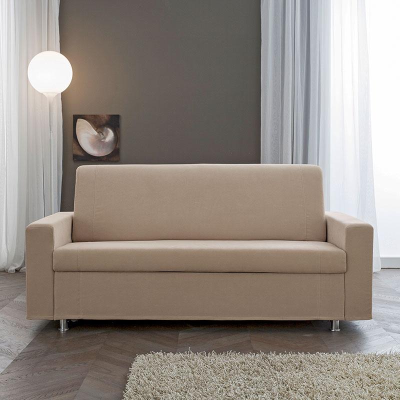 divano letto, modern sitting rooms