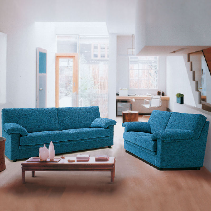 divano moderno in tessuto, modern fabric sofa