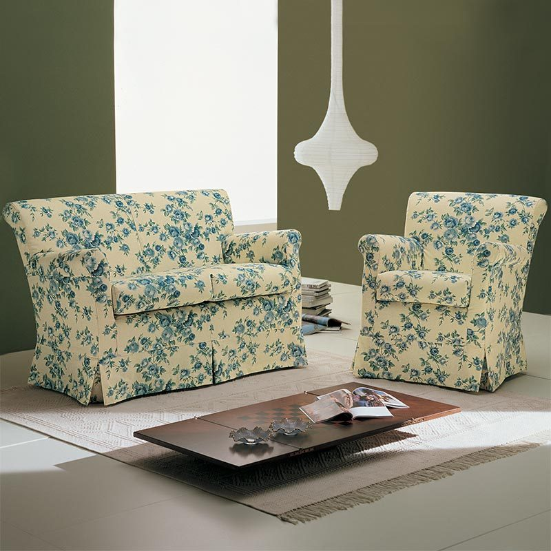 divanetto royal, royal armchair