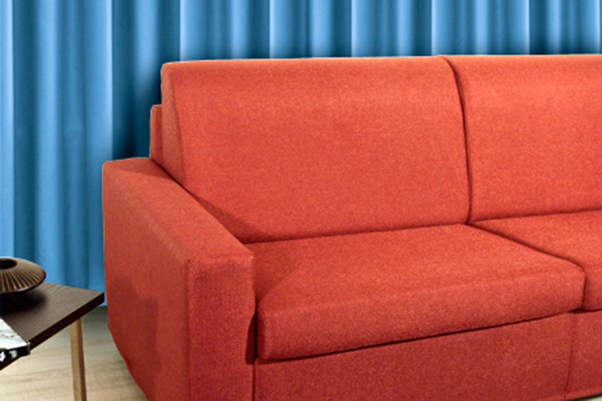 Divano letto per salotti moderni divano letto block - Divano smontabile ...