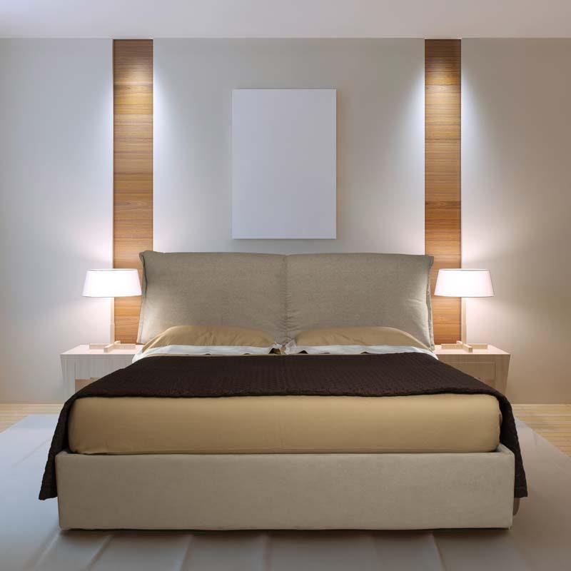 letto fiocco, fiocco bed